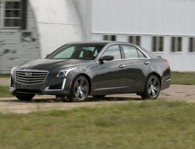 2018 Cadillac CTS in Depth: Sport Sedan, Hold the Luxury