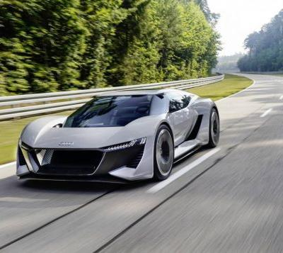 Audi PB18 e-tron Apparently Getting 50 Unit Production Run