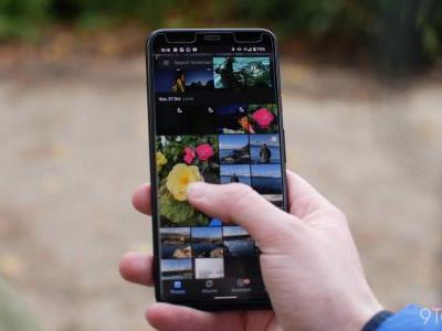 Google Photos for Android rolls out 'Info' menu redesign with new carousel