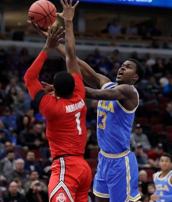 Jackson leads No. 15 Ohio State past UCLA 80-66