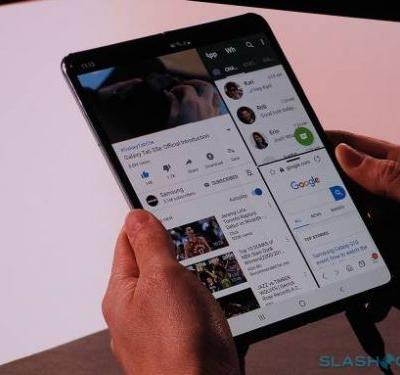 Break's over: Who's still up for the Galaxy Fold?