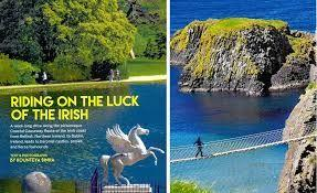 Tourism Ireland teams up with chef Dan Doherty and The Daily Telegraph