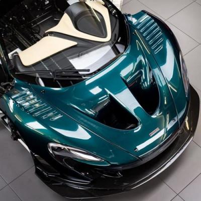 Lanzante Working On Menacing McLaren P1 GT Longtail
