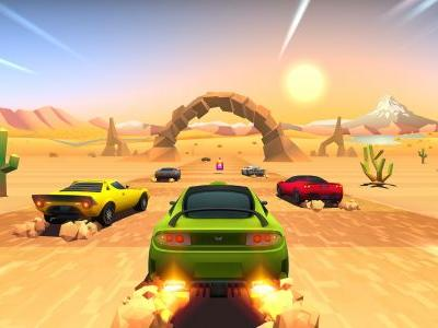 Nintendo Download: Horizon Chase Turbo