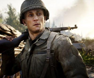 PS4 Call of Duty WWII completely free on PS Plus from today