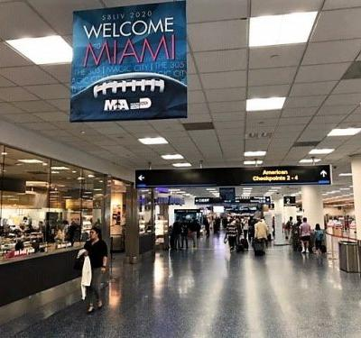 What travelers need to know as TSA, airports brace for Super Bowl LIV travelers