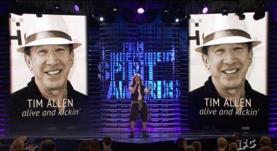 Watch Andy Samberg Impersonate Eddie Vedder and Pay Tribute to Those That Didn't Die in the Past Year