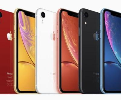 IPhone XR, XS et XS Max: On connait la RAM et la batterie des smartphones