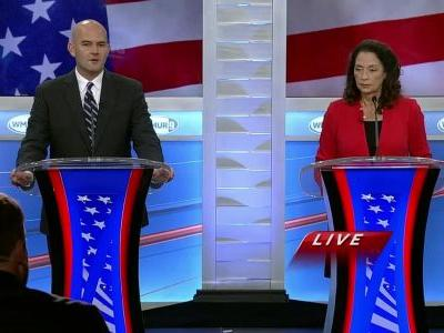 Granite State Debate: Democratic candidates for governor introduce themselves