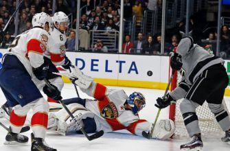 Panthers in playoff position after 3-2 win over Kings