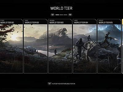 Outriders World Tier System Difficulty, Loot, and Scaling Explained