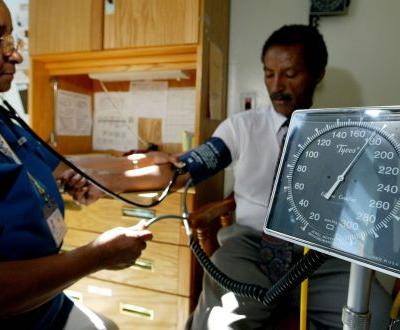 Nearly half of all Americans have high blood pressure - here are 6 things you can do to reduce your risk