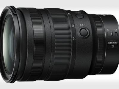 Nikon Unveils the NIKKOR Z 24-70mm f/2.8 S