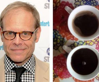 Alton Brown's Coffee Brewing Trick Is Strange, But It Works