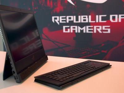 The ASUS ROG Mothership is an exciting new take on a gaming laptop