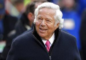 Patriots owner apologizes in Florida prostitution case