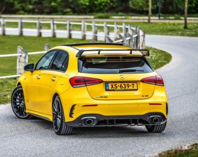 Mercedes-AMG A 35 4MATIC Pricing and Detailed Specs for South Africa