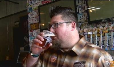 Man To Drink Only Beer During Lent