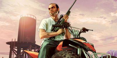 The unstoppable GTA 5 sold more copies in 2016 than in 2015