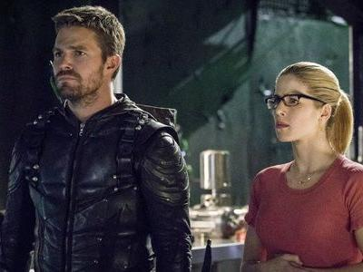 Arrow's Finale Will Call Back To The Season Premiere In A Big Way