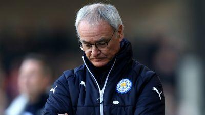 Leicester City fires Claudio Ranieri months after stunning Premier League title