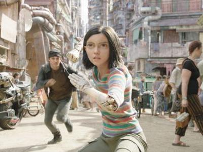 Teenage Wasteland: 'Alita: Battle Angel' Doesn't Quite Earn Its Wings