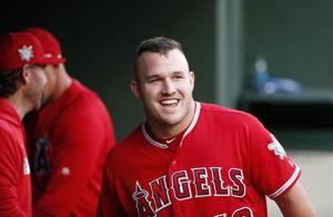 AL MVP Trout still doesn't feel comfortable about this year
