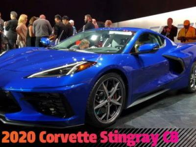 Why the Corvette C8 Became Mid-Engine and Got a Major Suspension Change