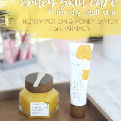 Farmacy Honey Skin Care Products for Dry Skin