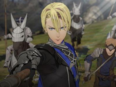 Fire Emblem: Three Houses Introduces Felix of House of the Blue Lions