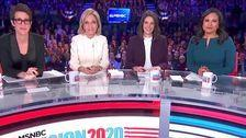 Democratic Debate Moderator Panel Of All Women Is Celebrated By Viewers