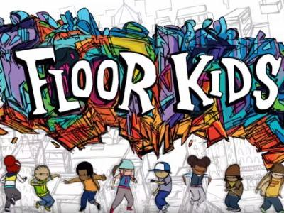 Floor Kids launches Launches for Steam on May 16, This Summer for PS4, Xbox One