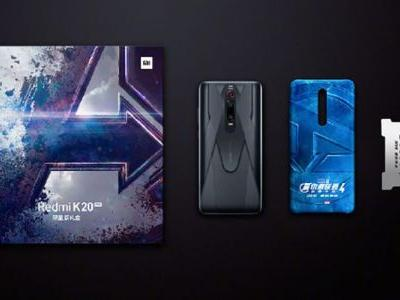 Xiaomi launches China exclusive K20 Pro Avengers Edition