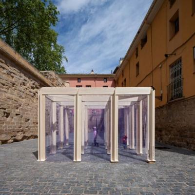 16 Temporary Pavilions that Reflect on Public Space