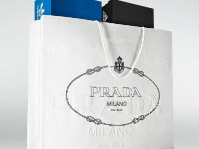 Prada hints at a sneaker collaboration with Adidas