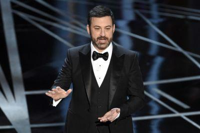 Trump was the talk of the Oscars - but almost nobody dropped his name