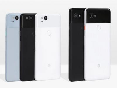 Pixel 2 And Pixel 2 XL No Longer Available From Google Store