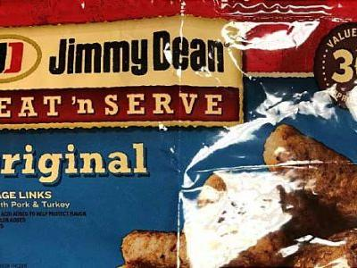 Jimmy Dean Sausages Recalled Over Metal Pieces