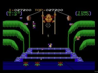 Donkey Kong 3 Releasing In Arcade Archives This Week