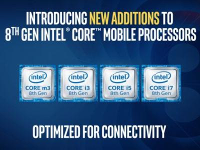 Intel's new mobile processors brings faster Wi-Fi and mild performance boosts