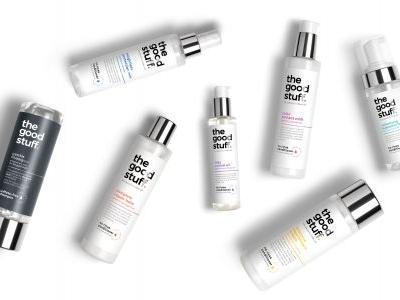 The Good Stuff Hair Care Line Will Make You Rethink Your Hair Washing Routine