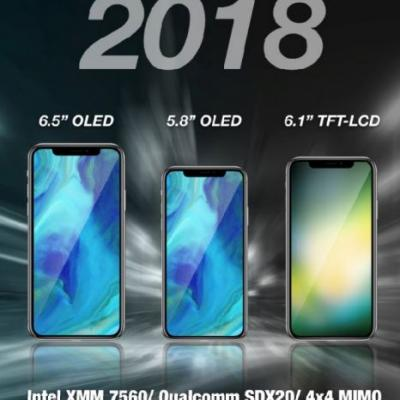 Apple May Offer Two 6.1-Inch iPhone Models in 2018 With Price Tag as Low as $550
