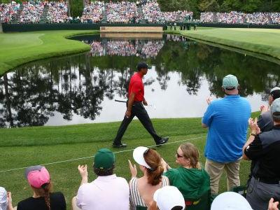 What Tiger Woods said after winning the Masters: 'Right up there' with best wins