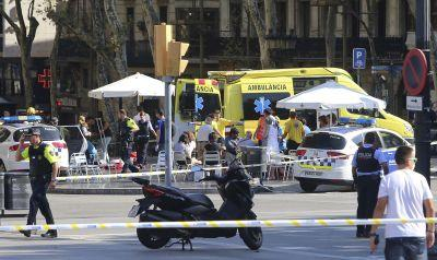Several U.S. college basketball teams staying in Barcelona are safe after terror attack