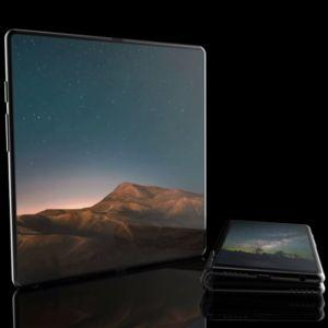Samsung's Galaxy F foldable phone looks stunning in new concept video