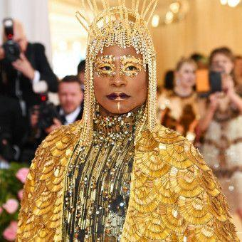 The Most Outrageous Beauty Moments from the Met Gala