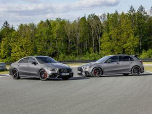 2020 Mercedes-AMG A45 CLA45 Debuts At Goodwood Festival Of Speed