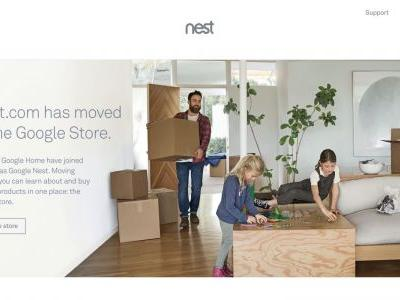 Nest․com replaced by Google Store for discovering, buying products
