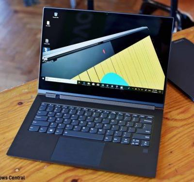Yoga C930 and S730 are Lenovo's newest premium Windows 10 laptops