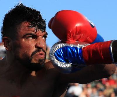 Former boxing champion Victor Ortiz has been arrested on suspicion of rape 5 days before he's expected to fight